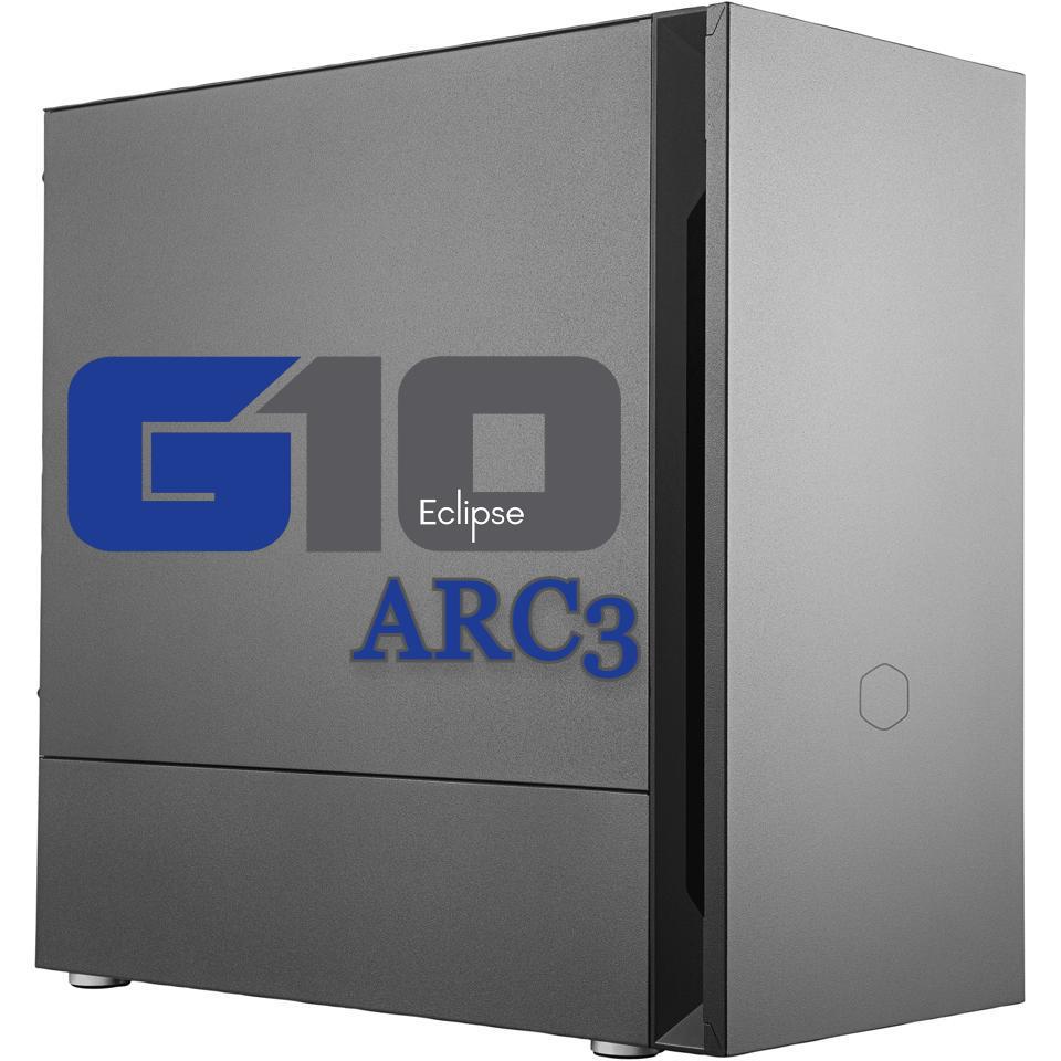 Eclipse ARC3 G10 Desktop Workstation
