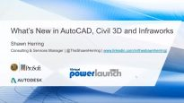 Whats New in AutoCAD Civil 3D 2021 Infraworks