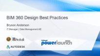 BIM 360 Design Best Practices
