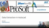 Data Extraction in AutoCAD