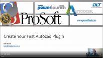 Create Your First AutoCAD Plugin